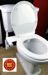 Renaissance Bidet 900 Combination Seat and Hand Bidet (All in One)