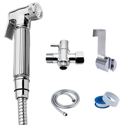 Hand Held Bidet Chrome S100C